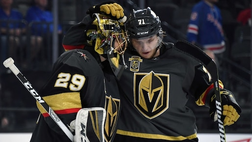 New York Rangers v Vegas Golden Knights