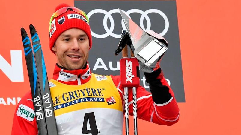 Tour de ski: un podium historique