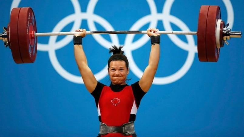 Christine Girard, championne olympique... cinq ans plus tard