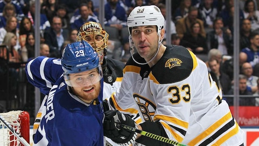 Boston Bruins v Toronto Maple Leafs