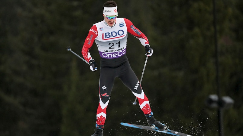 Alex Harvey 3e à Lillehammer