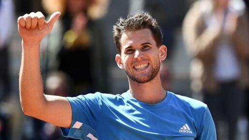 Roland-Garros: un duel Nadal-Thiem en finale