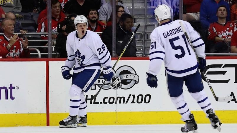 Toronto Maple Leafs v Washington Capitals - Game Two