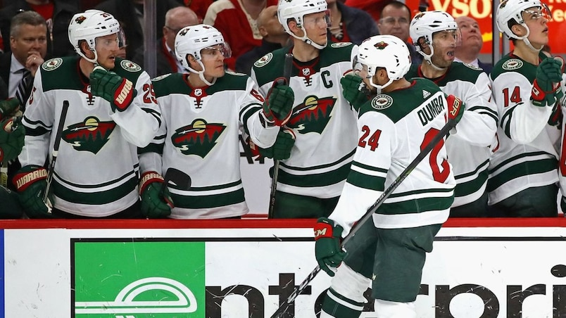 SPO-HKO-HKN-MINNESOTA-WILD-V-CHICAGO-BLACKHAWKS