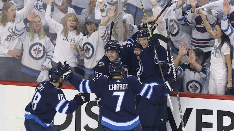 Minnesota Wild v Winnipeg Jets - Game Two