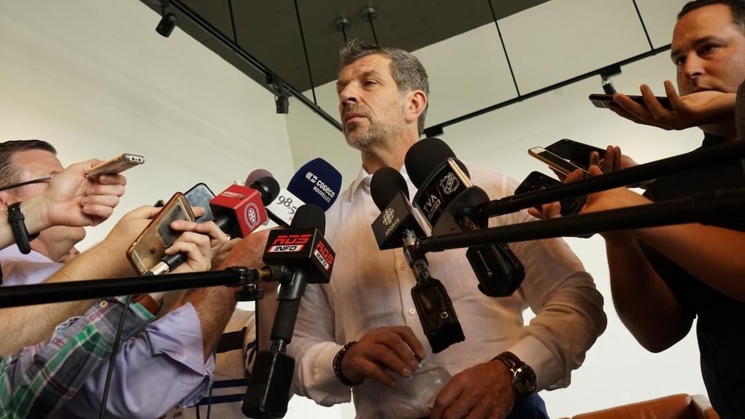 SPO-Conf de presse de Marc Bergevin