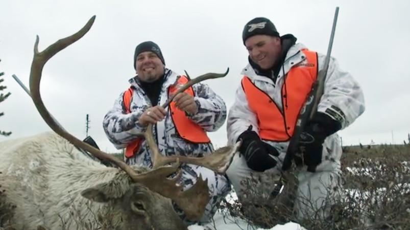 Québec à vol d'oiseau - Chasse aux caribous à la Pourvoirie Kiskimaastakin