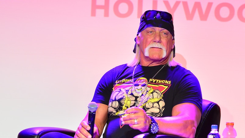 Hulk Hogan réintroduit au Temple de la renommée