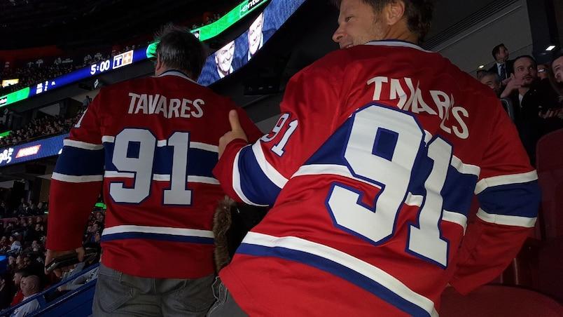 Tavares à Montréal? Des partisans y rêvent déjà!
