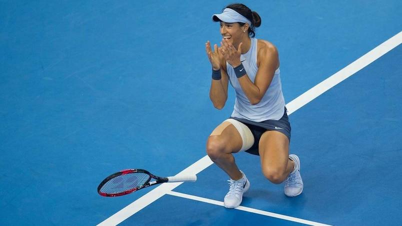 Caroline Garcia qualifiée pour le Championnat de fin de saison à Singapour