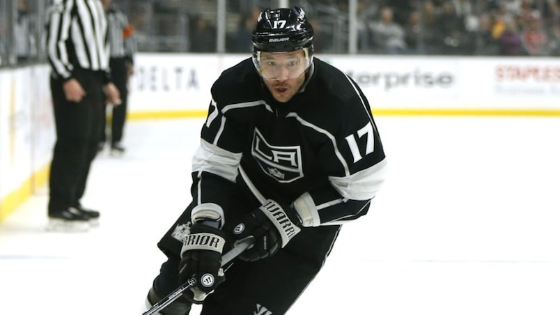 Ilya Kovalchuk ne regrette pas d'avoir choisi les Kings