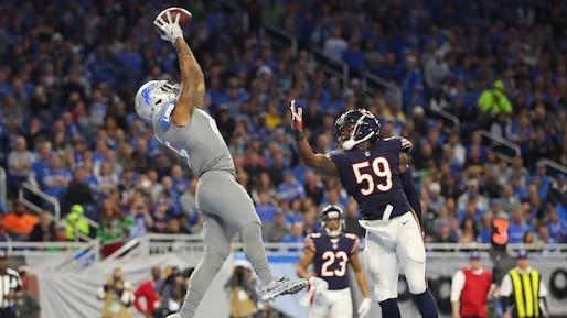 Chicago Bears v�Detroit Lions