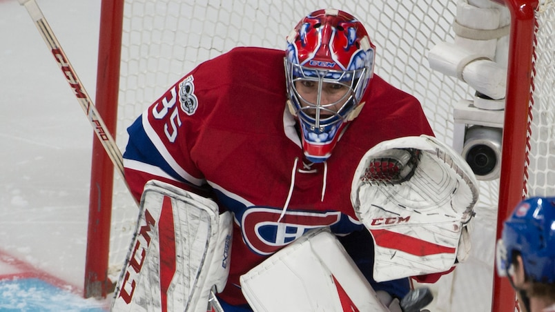 Canadiens c Red WIngs