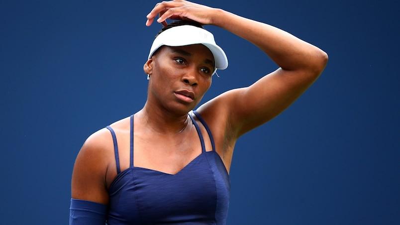 Venus éliminée d'entrée de jeu à Toronto