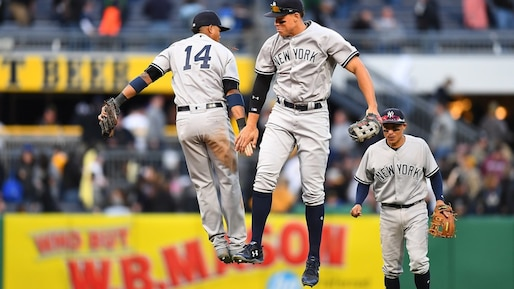 New York Yankees v Pittsburgh Pirates