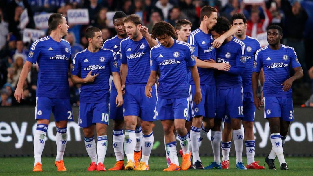 REUTERS - Sydney FC v Chelsea FC - Friendly Match