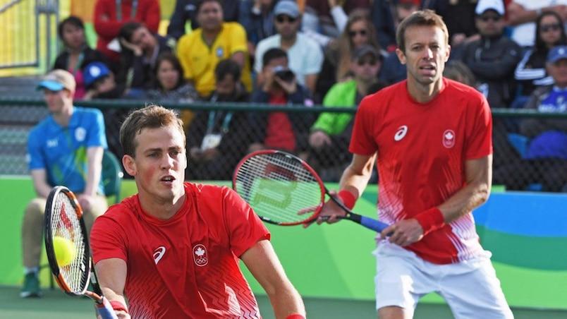 Nestor et Pospisil terminent au pied du podium
