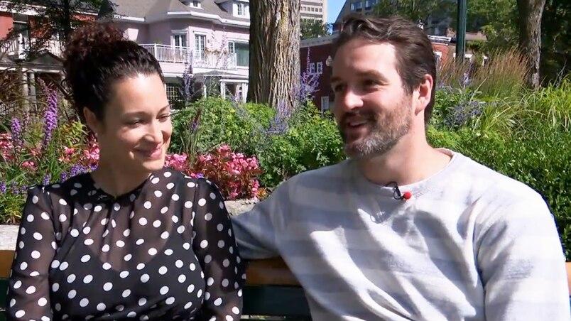 Valérie Noël-Létourneau et Jean-Philippe Côté