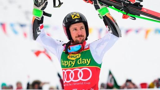 Ski alpin: le petit globe en attendant le gros pour Marcel Hirscher