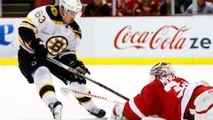 Les Bruins en mission sans Bergeron