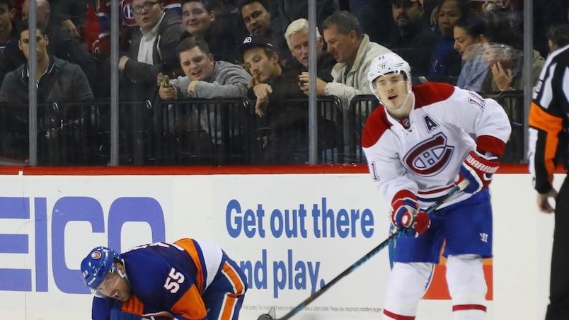 Montreal Canadiens v New York Islanders
