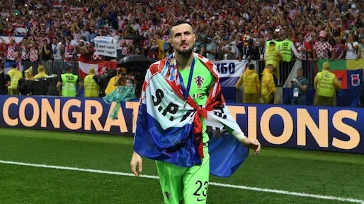 Au tour de Danijel Subasic d'annoncer sa retraite internationale