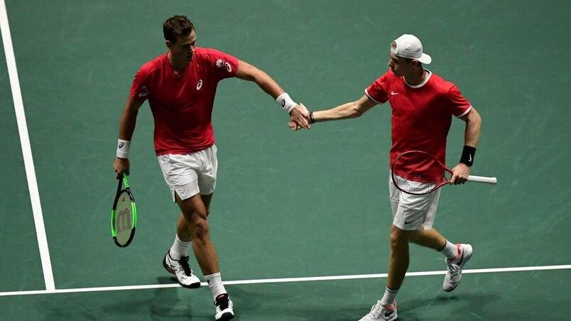 La Canada en demi-finales de la Coupe Davis