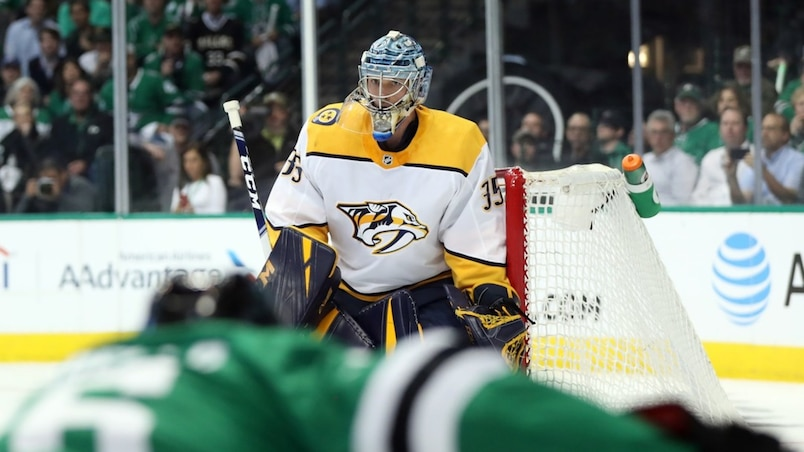 HKO-HKN-SPO-NASHVILLE-PREDATORS-V-DALLAS-STARS---GAME-THREE