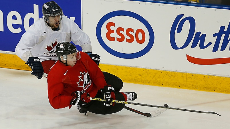 Équipe Canada junior sans pitié
