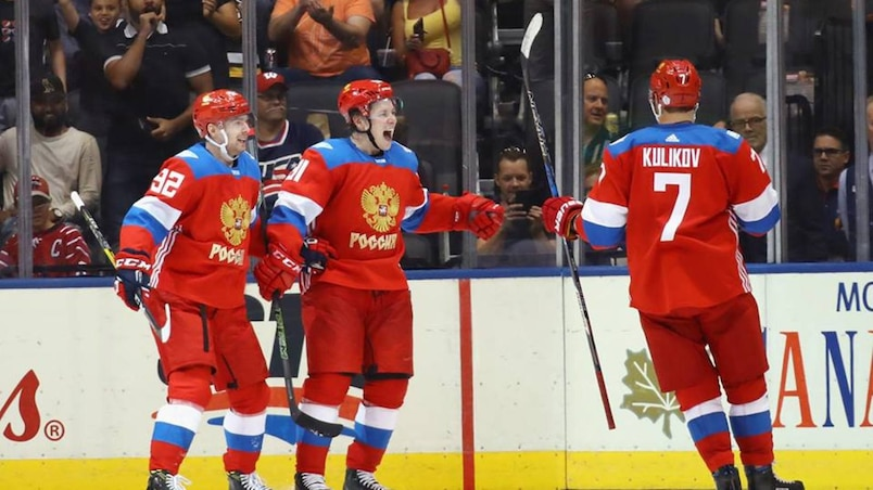 #CMH2016 : un duel Russie-Canada en demi-finale!