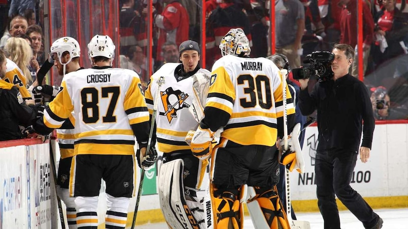 Pittsburgh Penguins v Ottawa Senators - Game Four