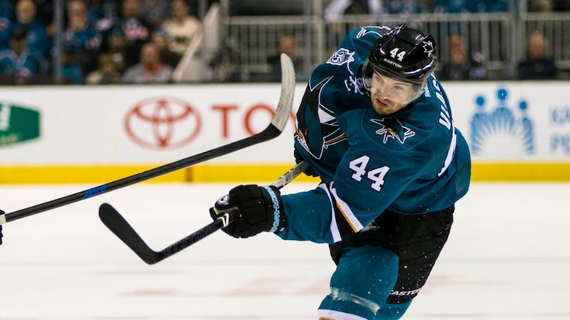 NHL: Buffalo Sabres at San Jose Sharks
