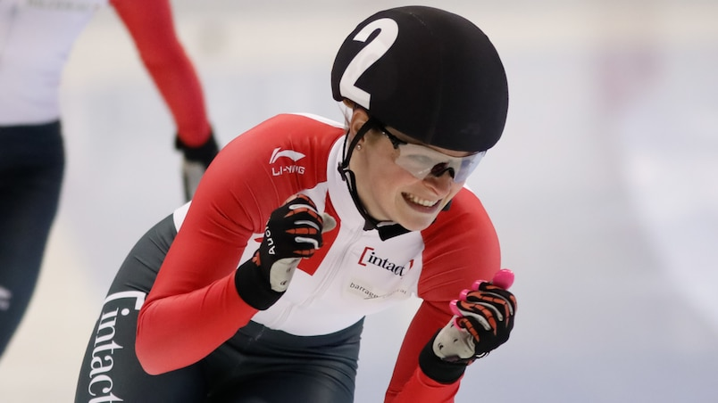 De l'or et du bronze pour les Canadiennes à Shanghai