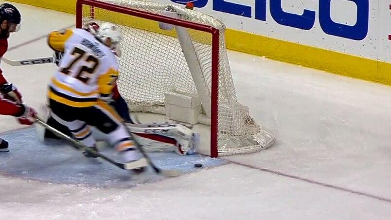 Un but refusé aux Penguins contre les Capitals
