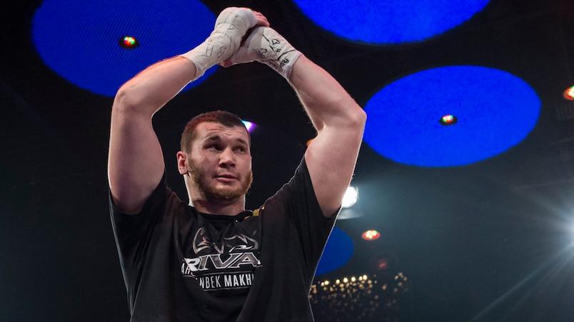 Un nouvel adversaire pour Arslanbek Makhmudov
