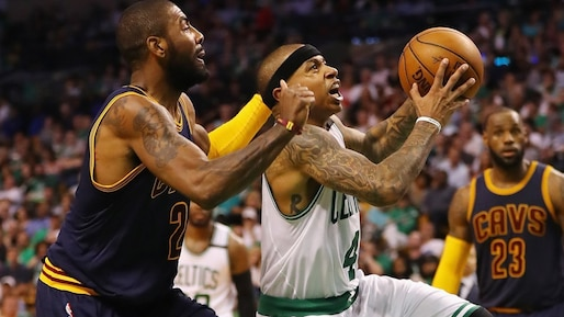 SPO-BKO-BKN-CLEVELAND-CAVALIERS-V-BOSTON-CELTICS---GAME-ONE