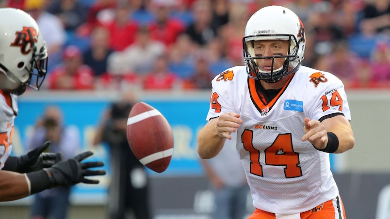 Une commotion pour Travis Lulay?