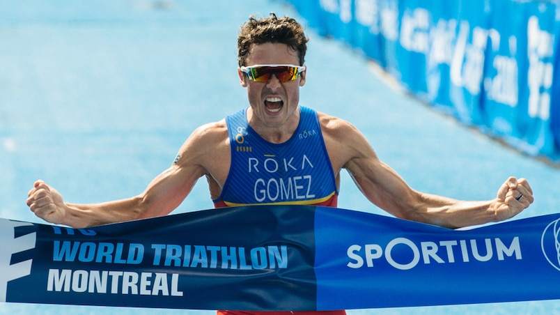 SPO-TRIATHLON INTERNATIONAL MONTREAL ITU HOMME ELITE
