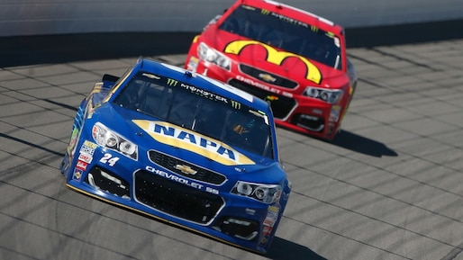 SPO-MOT-NAS-MONSTER-ENERGY-NASCAR-CUP-SERIES-FIREKEEPERS-CASINO-