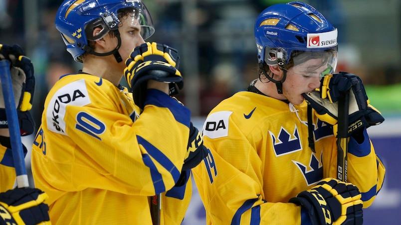 Lourde perte pour les Suédois