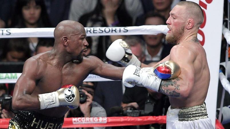Un nouveau duel Mayweather-McGregor?