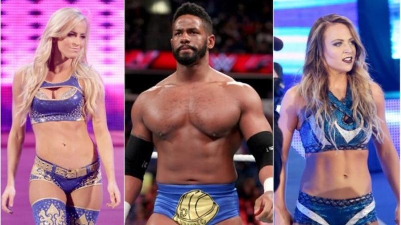 Ménage d'automne à la WWE
