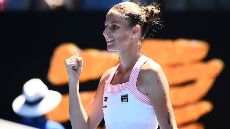 Serena rattrapée par Pliskova en quarts!