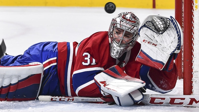 Carey Price, le meilleur?