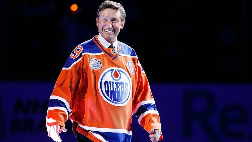 Gretzky sera la tête d'affiche du centenaire