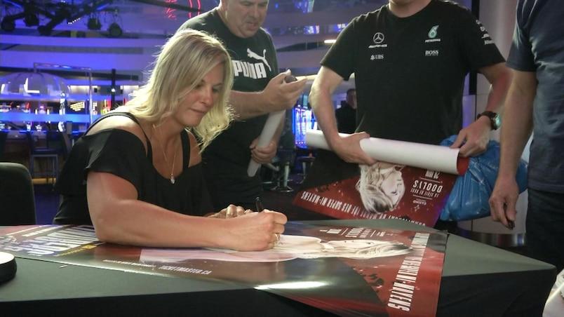 La boxe féminine en pleine progression