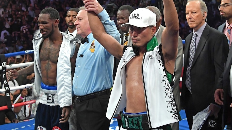 Mikey Garcia unifie les titres WBC et IBF