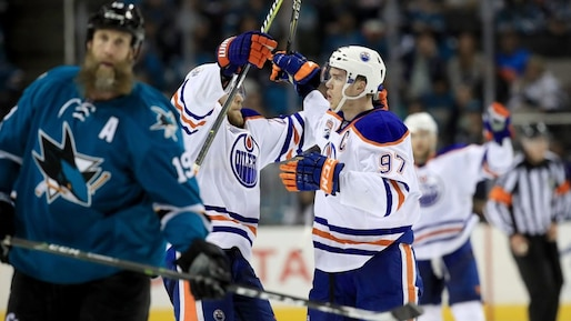 Edmonton Oilers v San Jose Sharks - Game Six