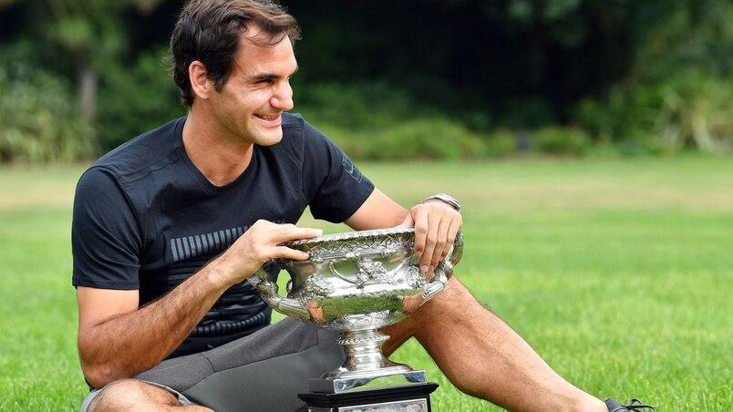 Roger Federer, une force de la nature