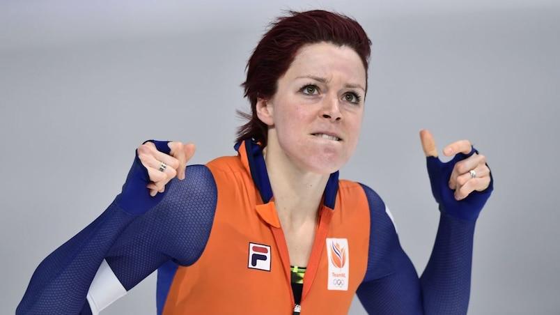 Olympiques: Jorien ter Mors écrase la compétition au 1000 mètres